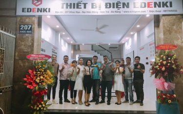 Tưng bừng khai trương Showroom EDENKI tại Đà Nẵng