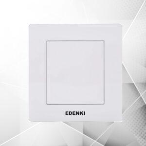 Mặt che trơn màu trắng EE-000